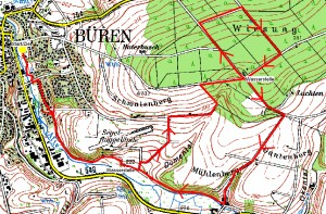 14 km_Strecke_Volkslauf