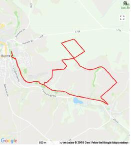 Strecke_17,5-km-FTF-Sander-Volkslauf